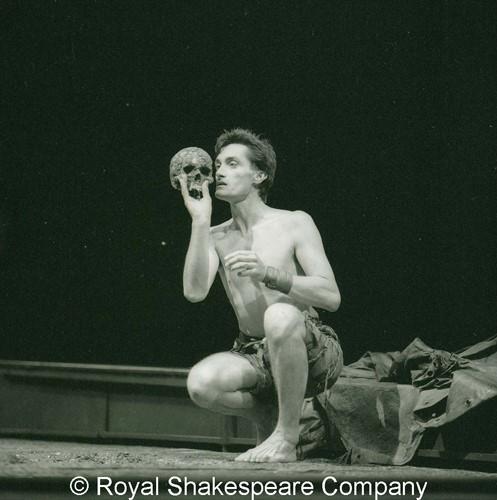 Roger as HAMLET RSC, 1984-5